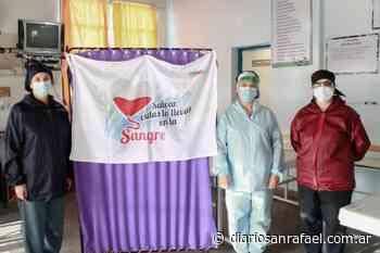Los hospitales de San Rafael y Alvear saldrán a buscar donantes de sangre - Diario San Rafael