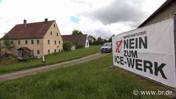 ICE-Werk Heilsbronn? Gegner bekommen Unterstützung von der SPD - BR24