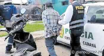 Empresaria y cinco albañiles detenidos por usurpar terreno en Camaná - Diario Correo
