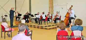 Kammerorchester gibt Auftakt - Mainburger Brandhalle wird Kulturhalle - idowa