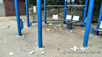 Jüdische Gedenktafel in Templin zerstört - Nordkurier