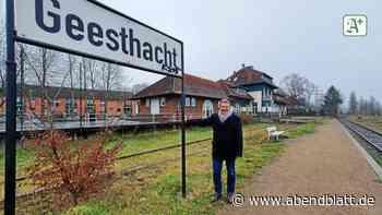 Von Geesthacht per Bahn höchstens bis Bergedorf? - Hamburger Abendblatt