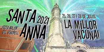 La Festa Major de El Vendrell ya tiene cartel y pregonero - Diari de Tarragona