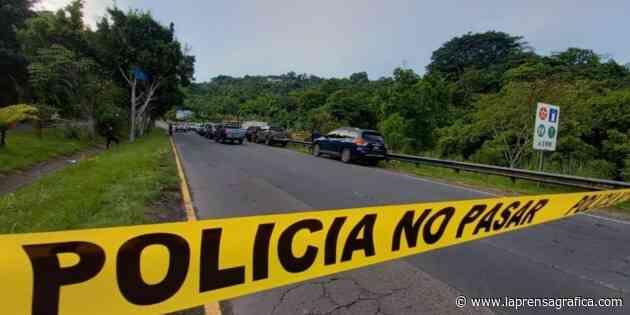 Policía confirma que cadáver encontrado en finca La Paz en Cojutepeque pertenece a Flor García - La Prensa Grafica