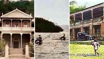 FOTOS: Conoce las antiguas mansiones que rodeaban el lago de Coatepeque - elsalvador.com