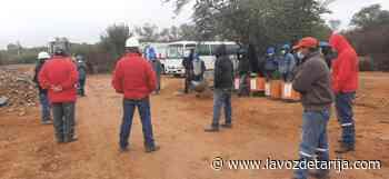 Trabajo detecta incumplimiento de derechos laborales en dos empresas constructoras en Villamontes - La Voz de Tarija