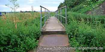 Bald bessere Verbindung über den Bruchgraben zwischen Harsum und Algermissen - www.hildesheimer-allgemeine.de