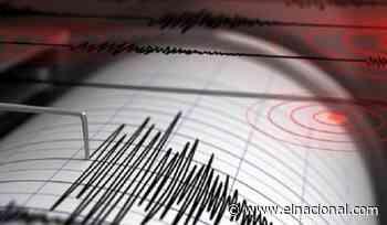 Funvisis confirmó sismo de magnitud 3,1 en Puerto Cabello - El Nacional