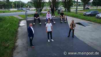 Volkach Bedarf einer eigenen Skateanlage in Volkach wird ermittelt - Main-Post