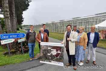Zwaar verkeer verdwijnt uit dorpskern Westrozebeke door samenwerking Westvlees en gemeentebestuur