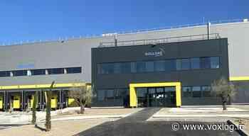 Un nouveau site pour l'agence Bolloré Logistics de Fos-sur-Mer - Voxlog