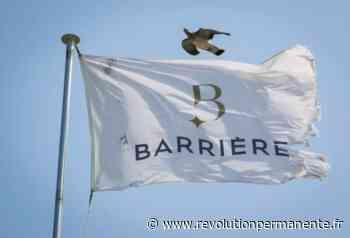 À Enghien-Les-Bains, les salariés du casino en grève contre 67 suppressions d'emplois - http://www.revolutionpermanente.fr/Section-Politique