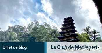 JUSTE UNE IMAGE DE BALI (4) : CÉRÉMONIE FACE A UN MERU - Le Club de Mediapart