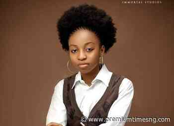 Book written by 16-year-old Nigerian girl launched in Uyo - Premium Times30 June 2021 - Premium Times