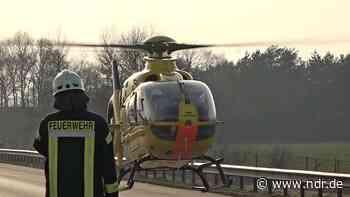 A26: 32-Jähriger verunglückt bei starkem Regen nahe Jork - NDR.de