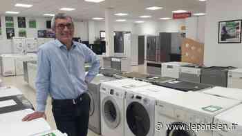 Trappes : depuis près de dix ans, Envie «sauve» les machines à laver de la benne pour les revendre à petit prix - Le Parisien