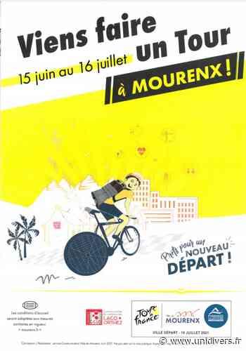 Défi Activ'bike Mourenx jeudi 15 juillet 2021 - Unidivers