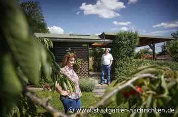Ärger in Schwaikheim - Es droht das Aus für viele Gartenhütten - Stuttgarter Nachrichten