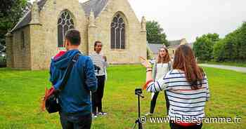 La chapelle de Saint-Méen à Ploemel participe pour la première fois à Détour d'art - Le Télégramme