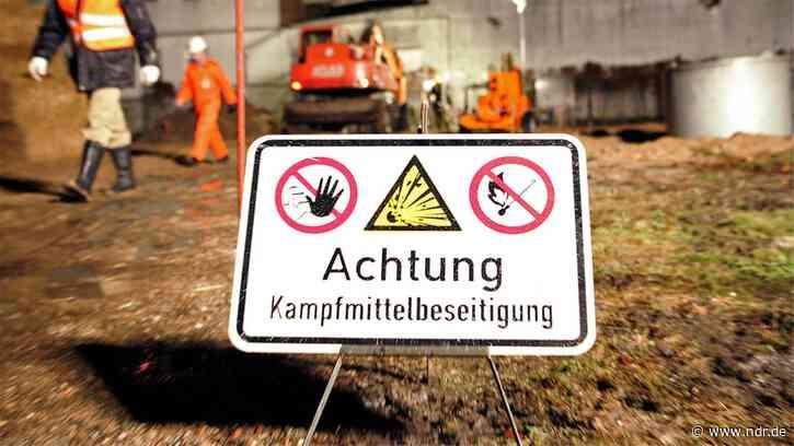 Bad Oldesloe: Bombenentschärfung für Freitag angekündigt - NDR.de