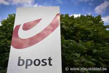 Witte rook in postcentrum: werknemers vrijdag weer aan de slag
