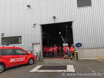 Witte rook in postcentrum Zaventem: werknemers gaan vrijdag weer aan de slag