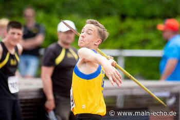 Sechs Titel bei »Unterfränkischer« für Sportlerin vom LA-Team Alzenau | Foto: Björn Friedrich - Main-Echo