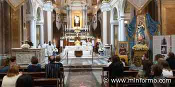 Afragola. Reliquie di Sant'Antonio in Piazza Municipio - Minformo