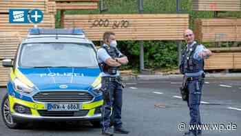 Hilchenbach: Polizist erwischt Einbrecher auf frischer Tat - Westfalenpost