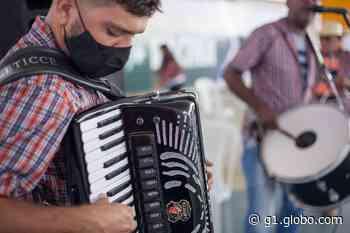 Artistas juninos de Santa Cruz do Capibaribe poderão receber benefício Auxílio Emergencial São João - G1