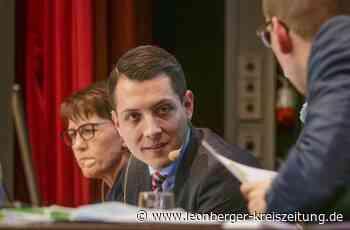 Oberbürgermeisterwahl: Töpfer darf offiziell in Esslingen kandidieren - Leonberger Kreiszeitung - Leonberger Kreiszeitung