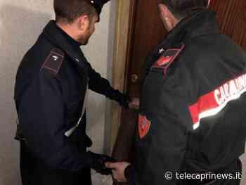 Arzano (Napoli): Controlli dei Carabinieri, 92 persone identificate, rinvenuti e sequestrati 16 proiettili all'interno di un vano ascensore. Elevate 7 sanzioni per violazione al codice della strada - Telecaprinews