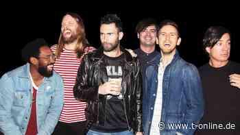 Pop: Maroon 5 wandeln auf den Spuren von Justin Bieber - t-online