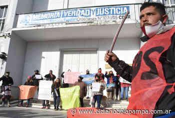 Cierran el municipio a los vecinos del Nuevo Salitral - El Diario de La Pampa