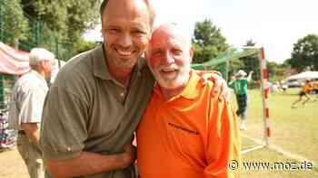 Ein Leben für den Sport: Sportlegende Klaus Häcker aus Fredersdorf-Vogelsdorf wird 80 Jahre alt - moz.de