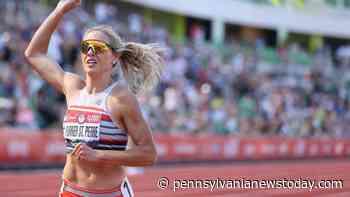 Vermont Runner Elprie Saint-Pierre Olympic Bound – NBC10 Philadelphia - Pennsylvania News Today