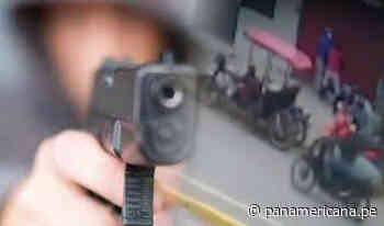 Pucallpa: delincuentes intentaron asaltar a un comerciante en la puerta de su vivienda - Panamericana Televisión