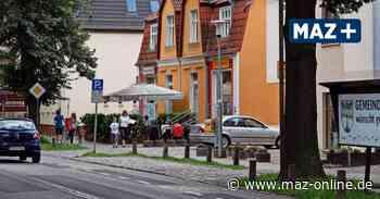 Städtebauwettbewerb: Potsdamer Straße in Michendorf soll umgestaltet werden - Märkische Allgemeine Zeitung