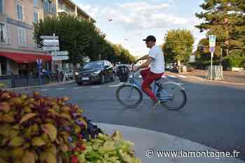 Les vélos en libre-service d'Issoire (Puy-de-Dôme) gratuits jusqu'au 30 septembre - La Montagne