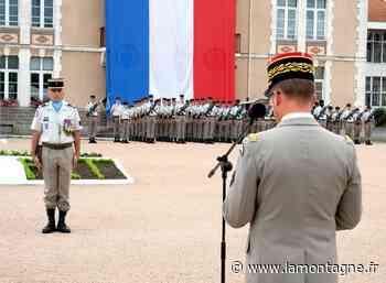 Le colonel Ferrer quitte le 28e Régiment de Transmissions d'Issoire (Puy-de-Dôme) après deux ans de commandement - La Montagne