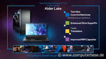Alder Lake im Notebook: Intels Hybrid-CPU mit 14 Kernen und bis zu 4,5 GHz - ComputerBase