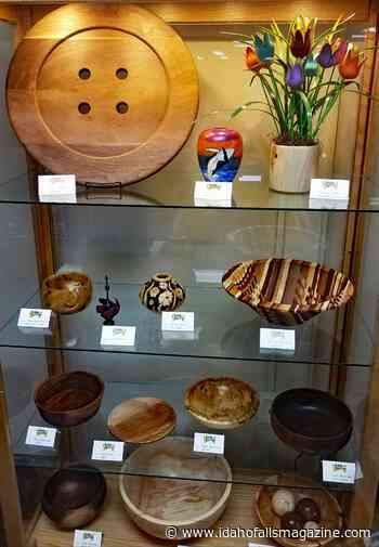 Works by Portneuf Valley Woodturners Association on Display at Marshall Public Library - Idaho Falls Magazine