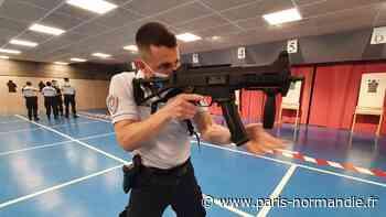 École de police d'Oissel : Emmanuel, de Saint-Cyr à gardien de la paix - Paris-Normandie