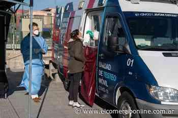 Coronavirus San Isidro: La unidad de testeo móvil estará en La Horqueta - elcomercioonline.com.ar