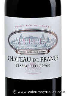 La bouteille de la semaine : Château de France, Pessac-Léognan (2014) - Valeurs Actuelles