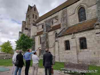 Essonne : au chevet de l'église Saint-Martin d'Etampes - Le Républicain de l'Essonne