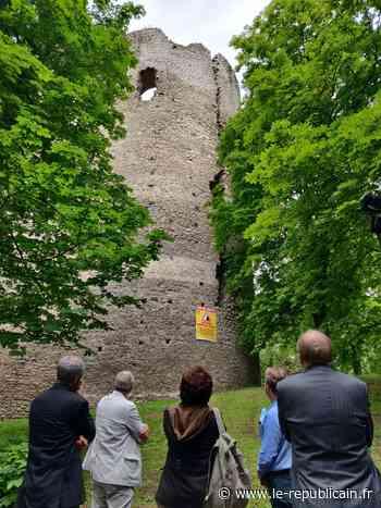 Essonne : rendre accessible au public la Tour de Guinette à Etampes - Le Républicain de l'Essonne