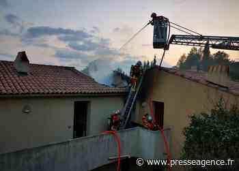 SAINT RAPHAEL : Une personne décède dans l'incendie de son appartement - La lettre économique et politique de PACA - Presse Agence