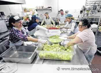 Saint Vincent de Paul Kitchen to reopen dining room - Wilkes Barre Times-Leader