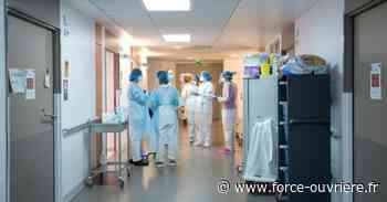 Soutien à la grève des agents du Centre hospitalier de Rouffach - Force Ouvrière